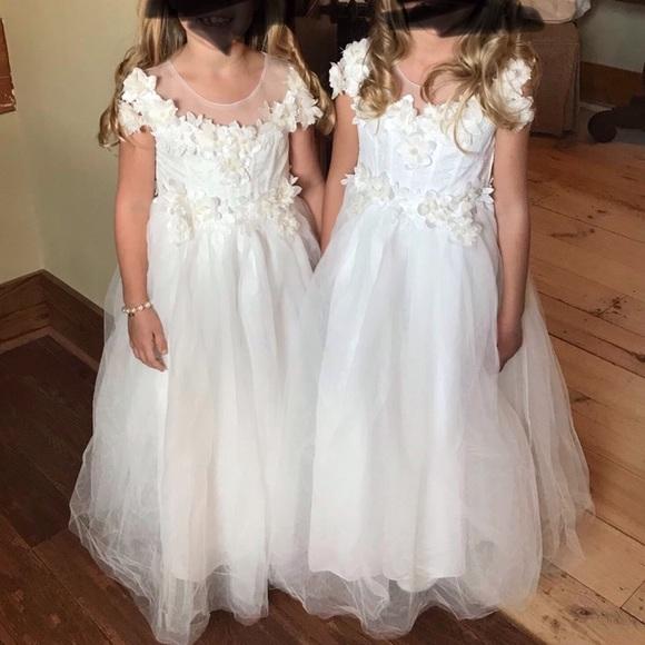 2532999ede99 Trish Scully Dresses   Flower Girl First Communion Dress   Poshmark